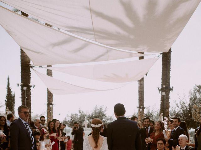 La boda de Luis y Ana en Cabra, Córdoba 74