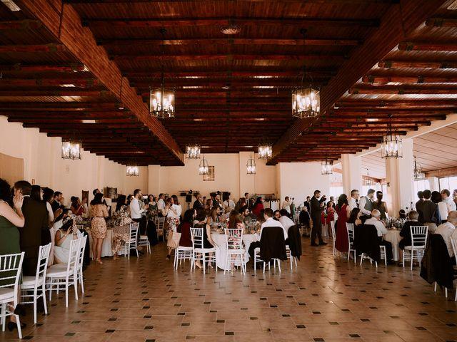La boda de Luis y Ana en Cabra, Córdoba 97