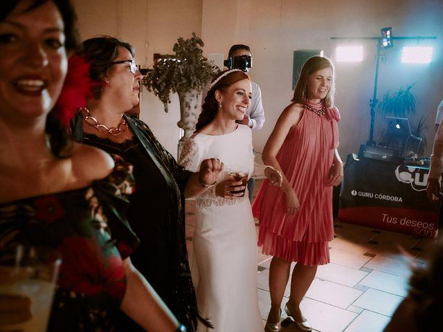 La boda de Luis y Ana en Cabra, Córdoba 123