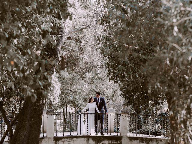La boda de Luis y Ana en Cabra, Córdoba 141