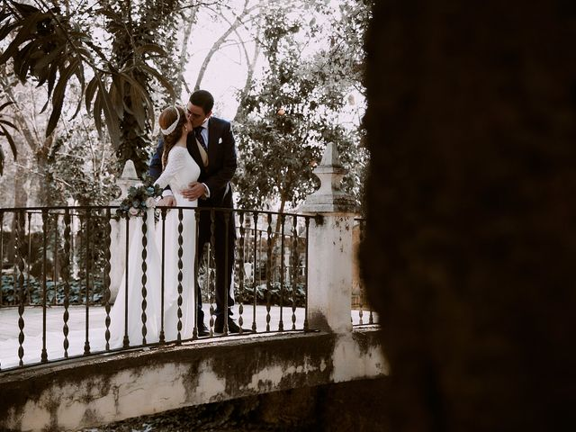 La boda de Luis y Ana en Cabra, Córdoba 142