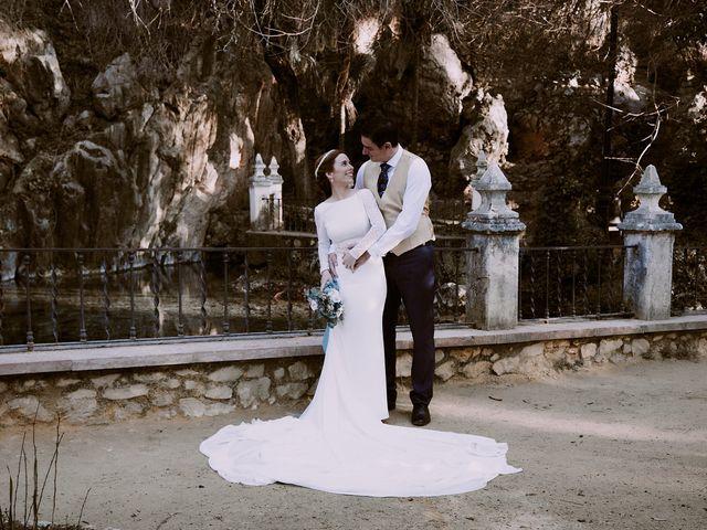 La boda de Luis y Ana en Cabra, Córdoba 146
