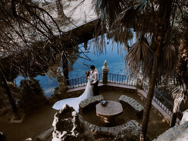 La boda de Luis y Ana en Cabra, Córdoba 2