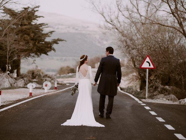 La boda de Luis y Ana en Cabra, Córdoba 171