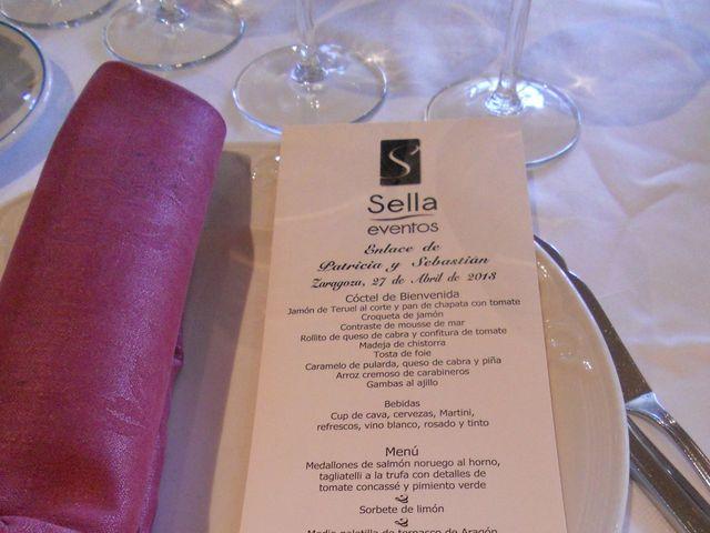 La boda de Sebas y Patri en Zaragoza, Zaragoza 3