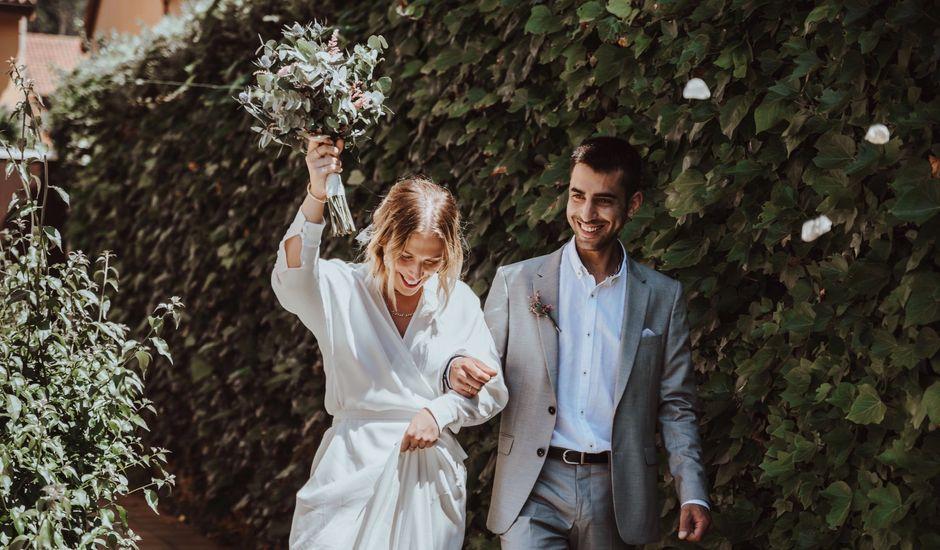 La boda de Andres y Monica  en Oleiros, A Coruña