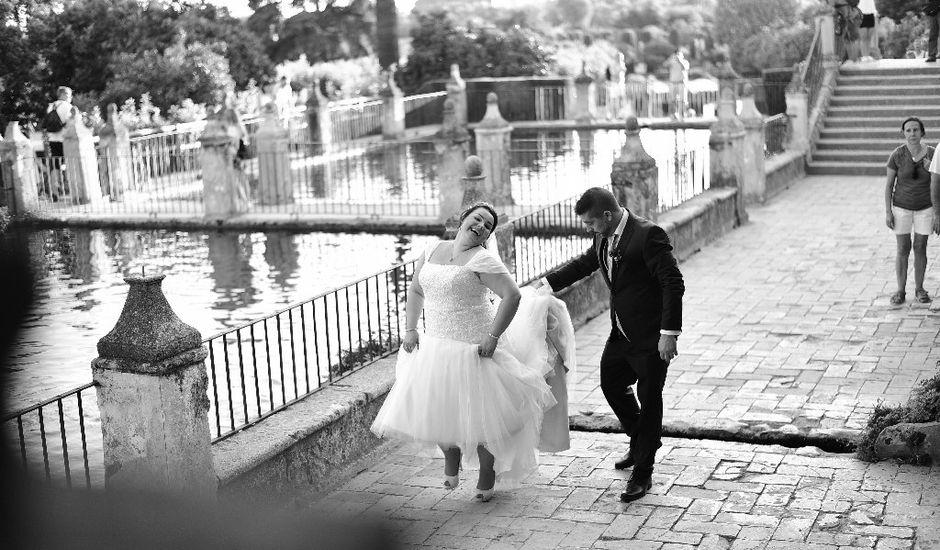 La boda de Raúl Barba Rodriguez  y Diana Baños  en Córdoba, Córdoba