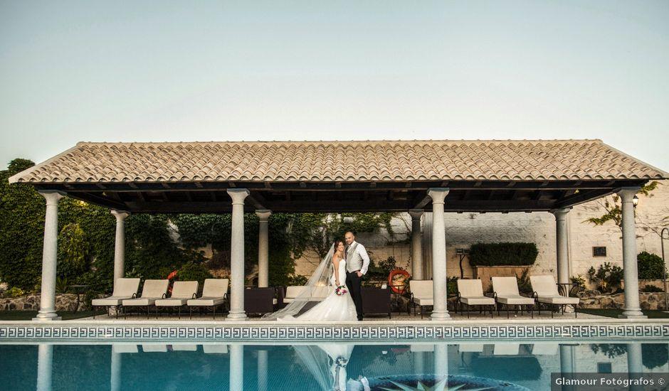 La boda de Marcos y Sheila en Illescas, Toledo