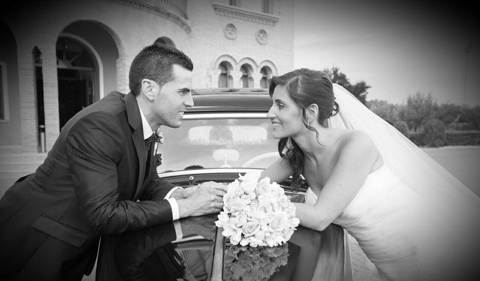 La boda de Antonio y Sandra en Vila-real/villarreal, Castellón