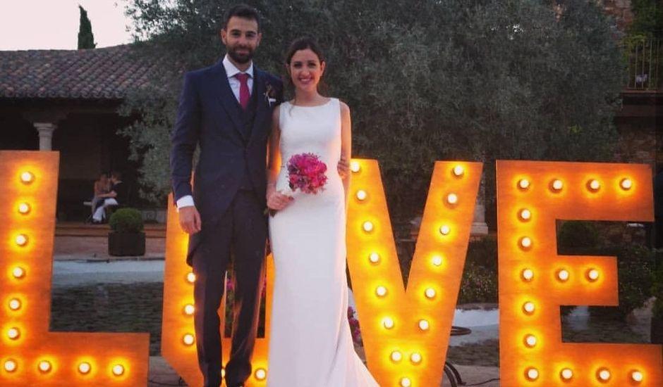 La boda de Alberto y Natalia en San Agustin De Guadalix, Madrid
