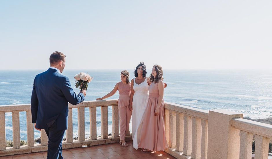 La boda de Jorge y Mar en Oia, Pontevedra