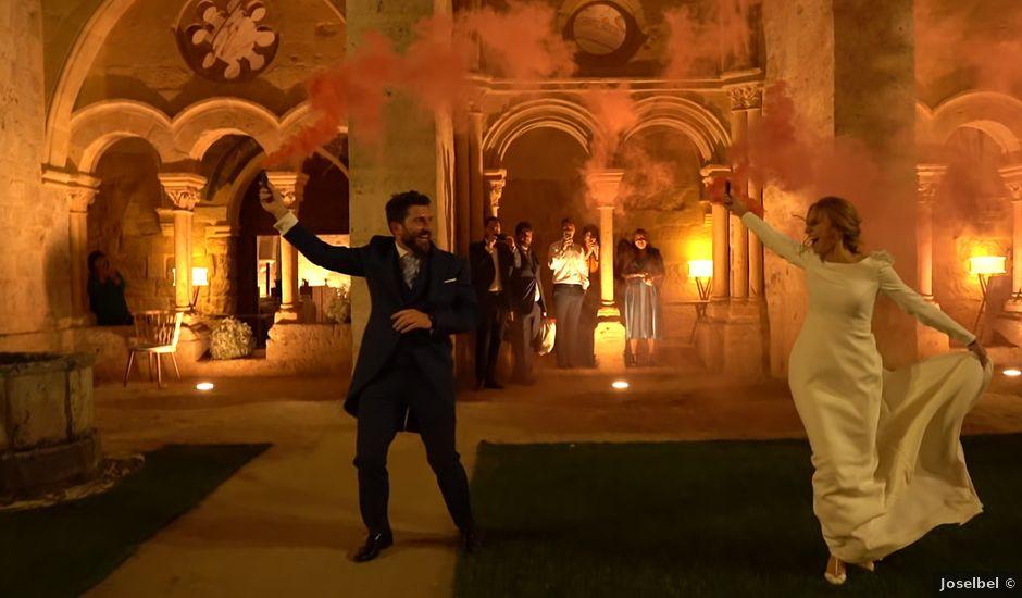 La boda de Marco y Cristina en San Bernardo, Valladolid