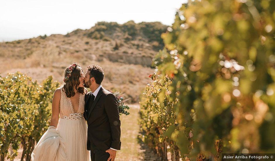 La boda de Iván y Nerea en Paganos, Álava