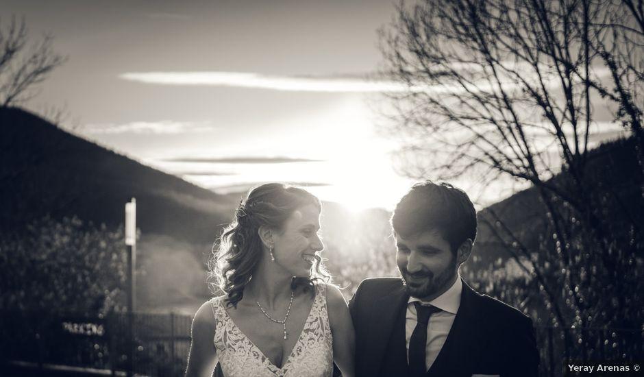La boda de Jon y Iratxe en Gordexola, Vizcaya