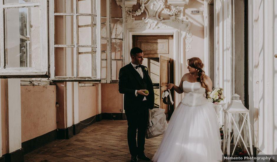 La boda de Caterina y Armando en Arucas, Las Palmas