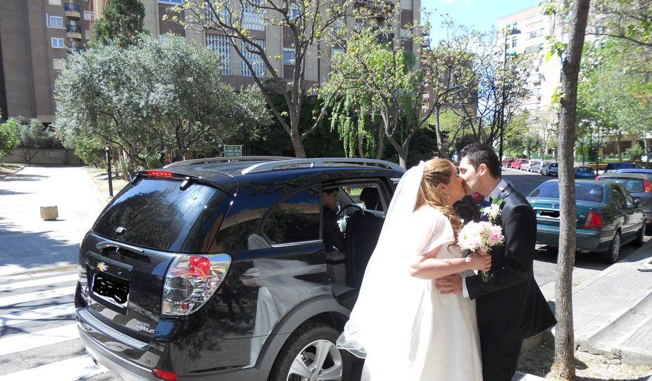 La boda de Sebas y Patri en Zaragoza, Zaragoza