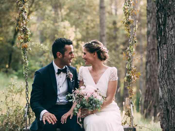 La boda de Laura y Alexis