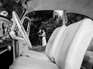La boda de Yasmina y Javier
