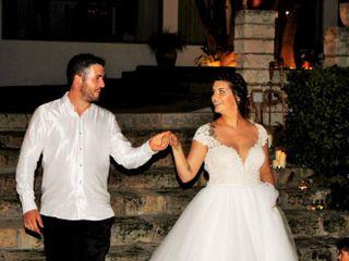 La boda de Ángela y Simón