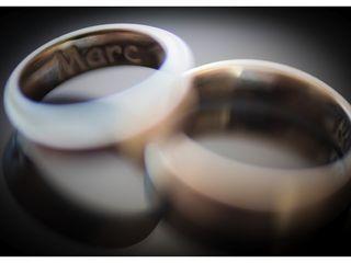 La boda de Míriam y Marc 1