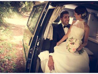 La boda de Míriam y Marc