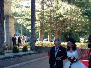 La boda de Mary Ruiz y José María Cavia 1