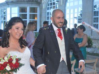 La boda de Mary Ruiz y José María Cavia