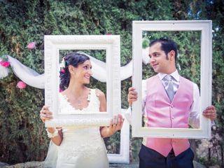 La boda de Ivana y Fernando