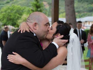 La boda de Silvia y Santy
