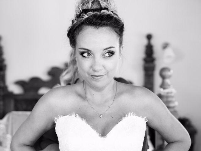 La boda de Cristian y Jessica en O Barco, Orense 6