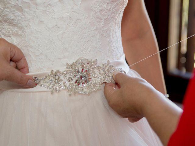 La boda de Cristian y Jessica en O Barco, Orense 9