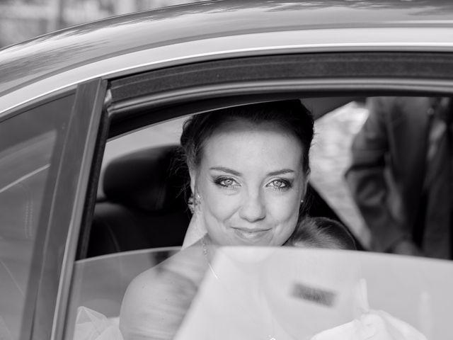 La boda de Cristian y Jessica en O Barco, Orense 18