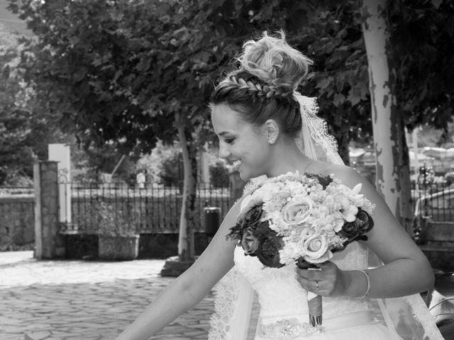 La boda de Cristian y Jessica en O Barco, Orense 19