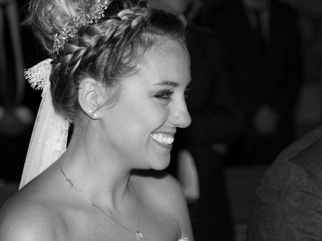 La boda de Cristian y Jessica en O Barco, Orense 21