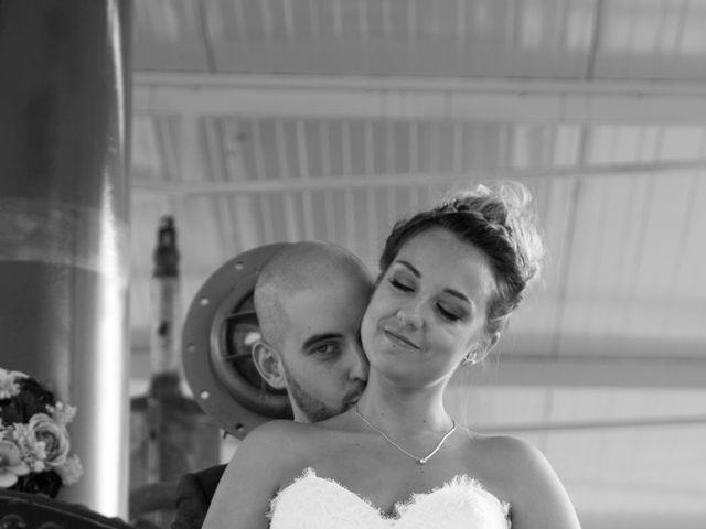 La boda de Cristian y Jessica en O Barco, Orense 22