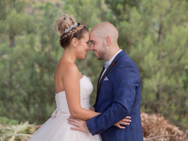 La boda de Cristian y Jessica en O Barco, Orense 24
