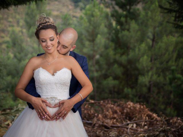La boda de Cristian y Jessica en O Barco, Orense 25