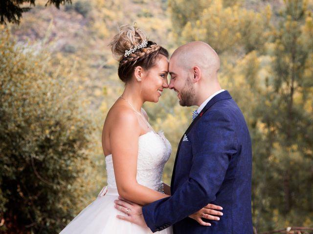 La boda de Cristian y Jessica en O Barco, Orense 26