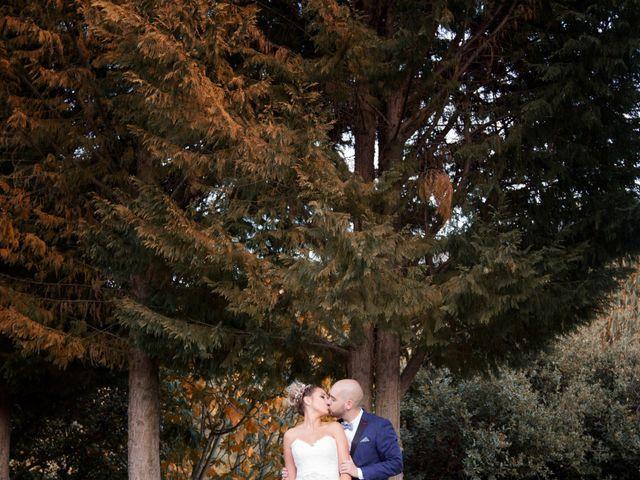 La boda de Cristian y Jessica en O Barco, Orense 27