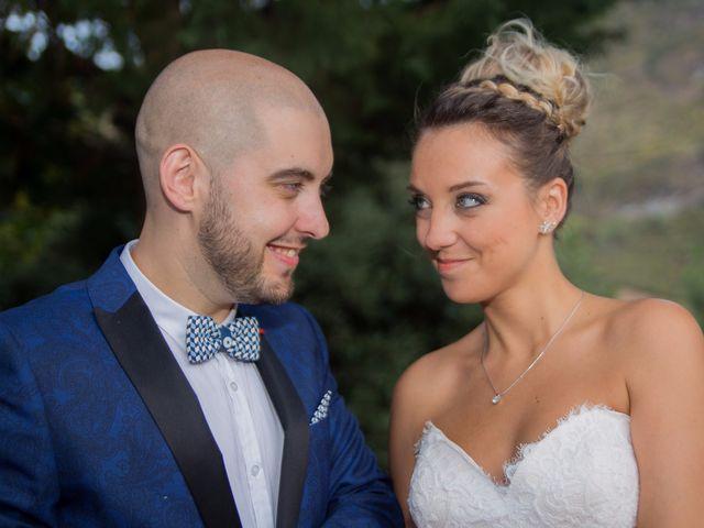 La boda de Cristian y Jessica en O Barco, Orense 28