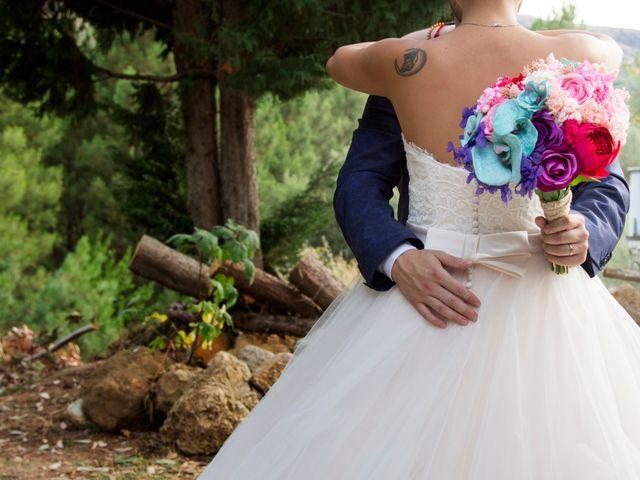La boda de Cristian y Jessica en O Barco, Orense 29