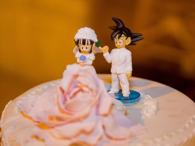La boda de Cristian y Jessica en O Barco, Orense 32