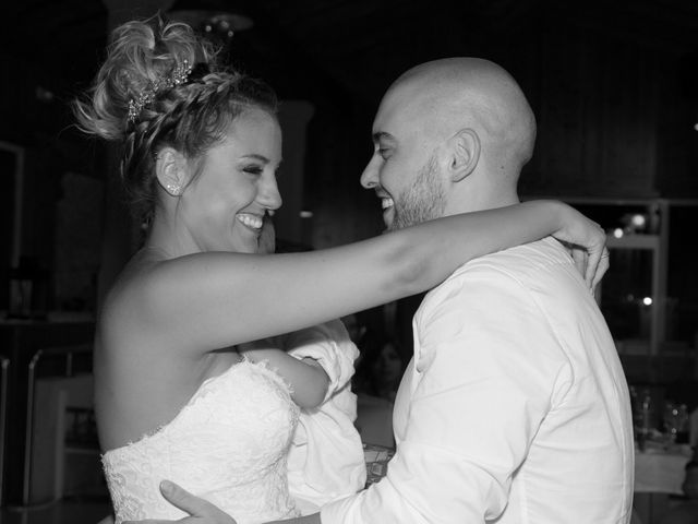 La boda de Cristian y Jessica en O Barco, Orense 36