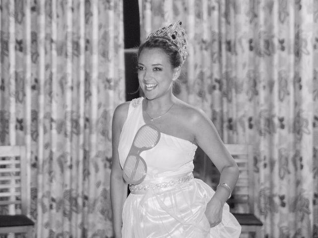La boda de Cristian y Jessica en O Barco, Orense 38