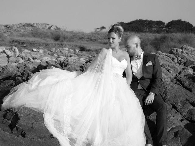 La boda de Cristian y Jessica en O Barco, Orense 44