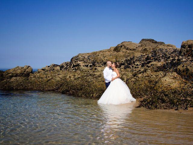 La boda de Cristian y Jessica en O Barco, Orense 46