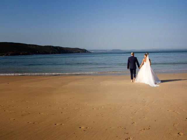 La boda de Cristian y Jessica en O Barco, Orense 47