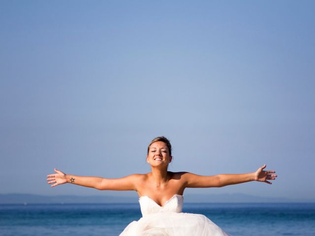 La boda de Cristian y Jessica en O Barco, Orense 48