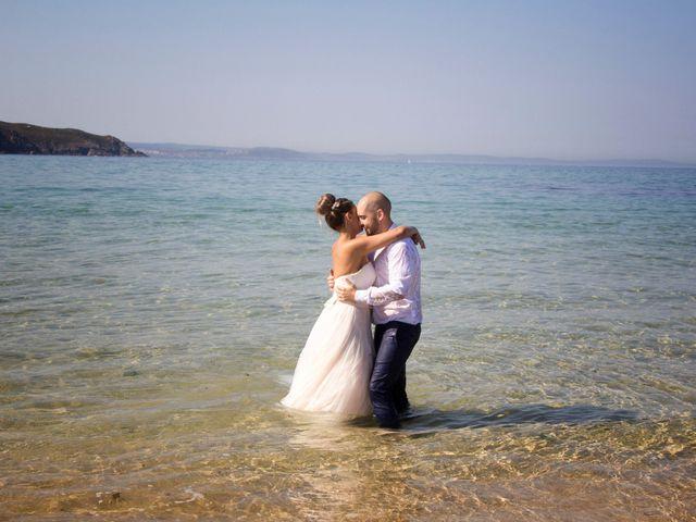La boda de Cristian y Jessica en O Barco, Orense 51