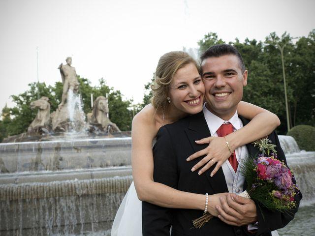La boda de Mónica y Raúl